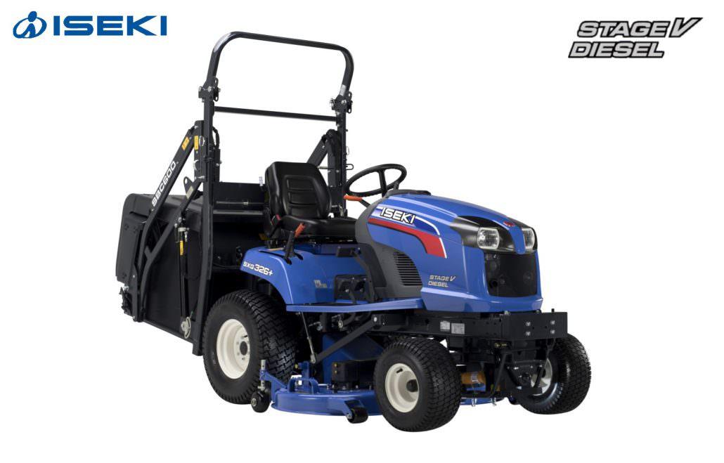 Iseki-SXG326+