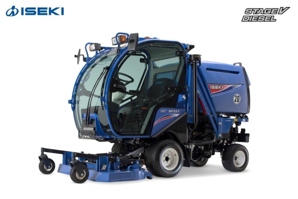 Diesel maaier Iseki-SF-551
