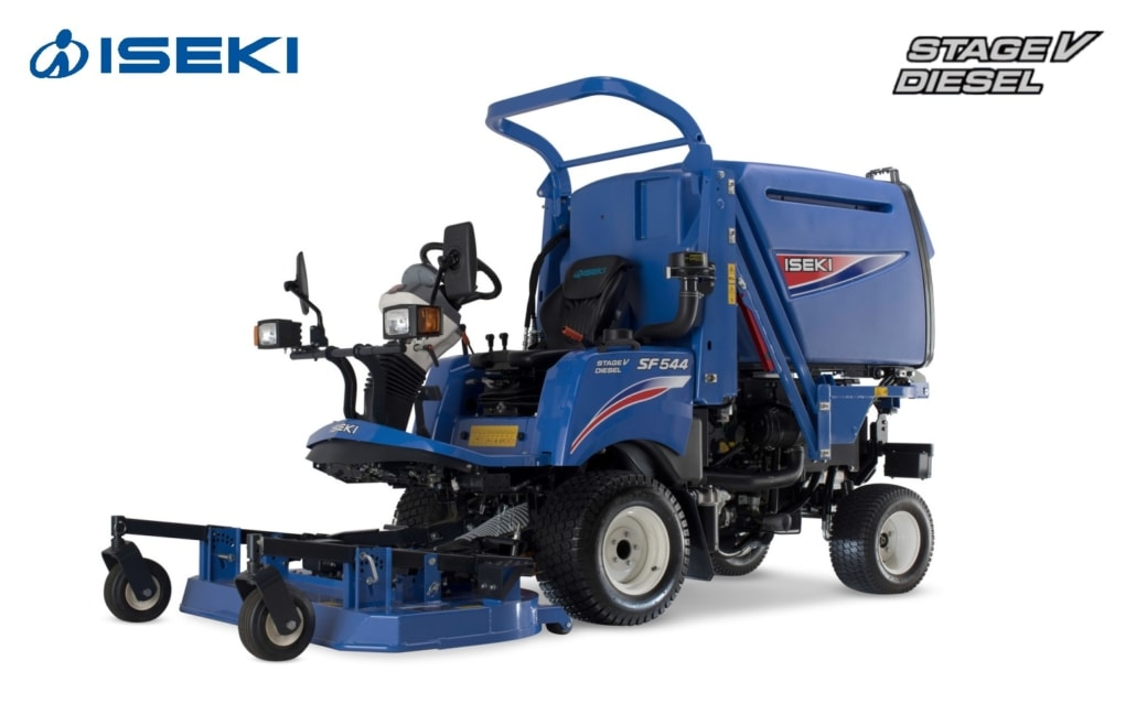 Diesel maaier Iseki-SF-544