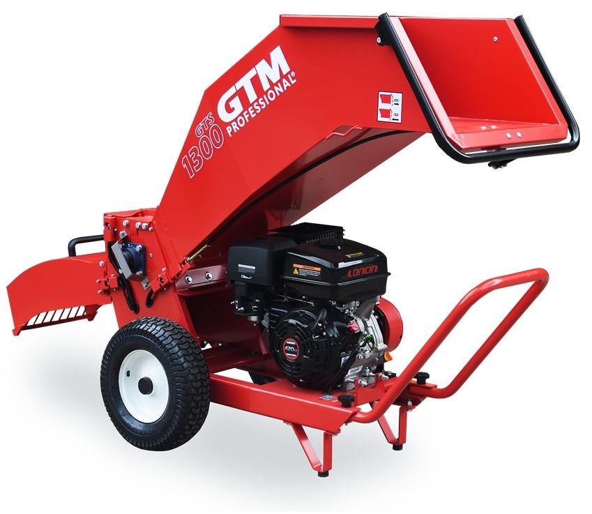 Houtversnipperaar GTM Professional GTS1300C