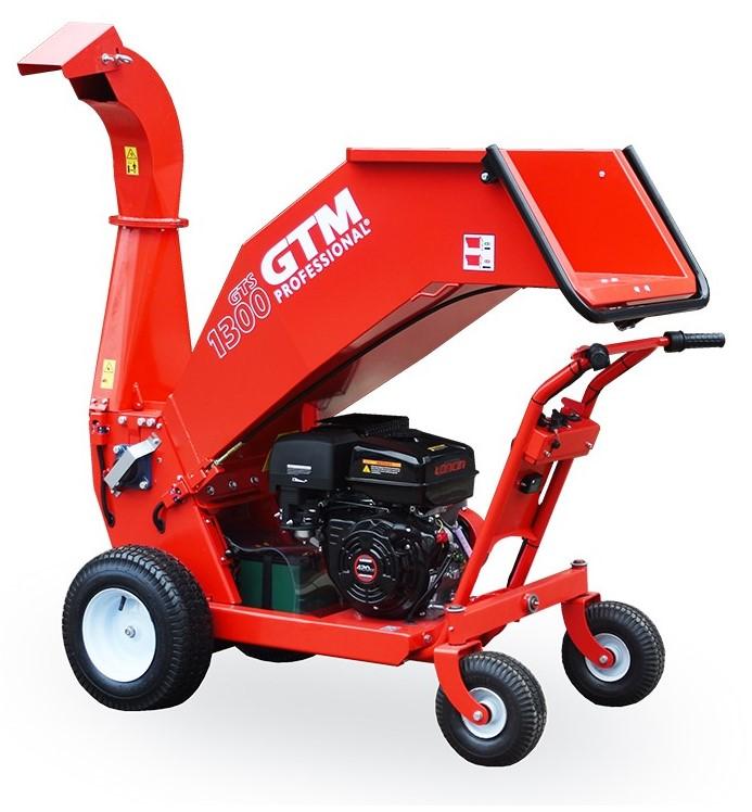 Houtversnipperaar GTM Professional GTS1300WD