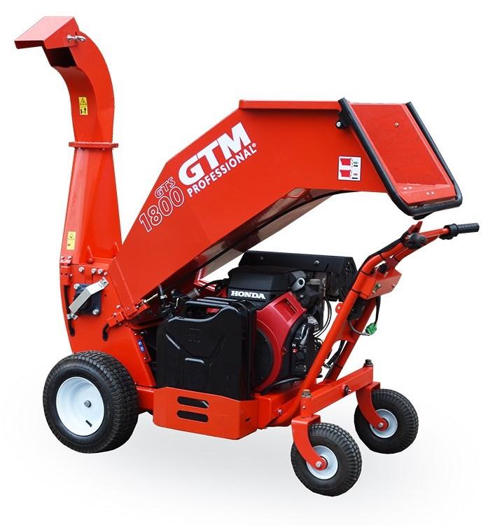 Houtversnipperaar GTM Professional GTS1800WD